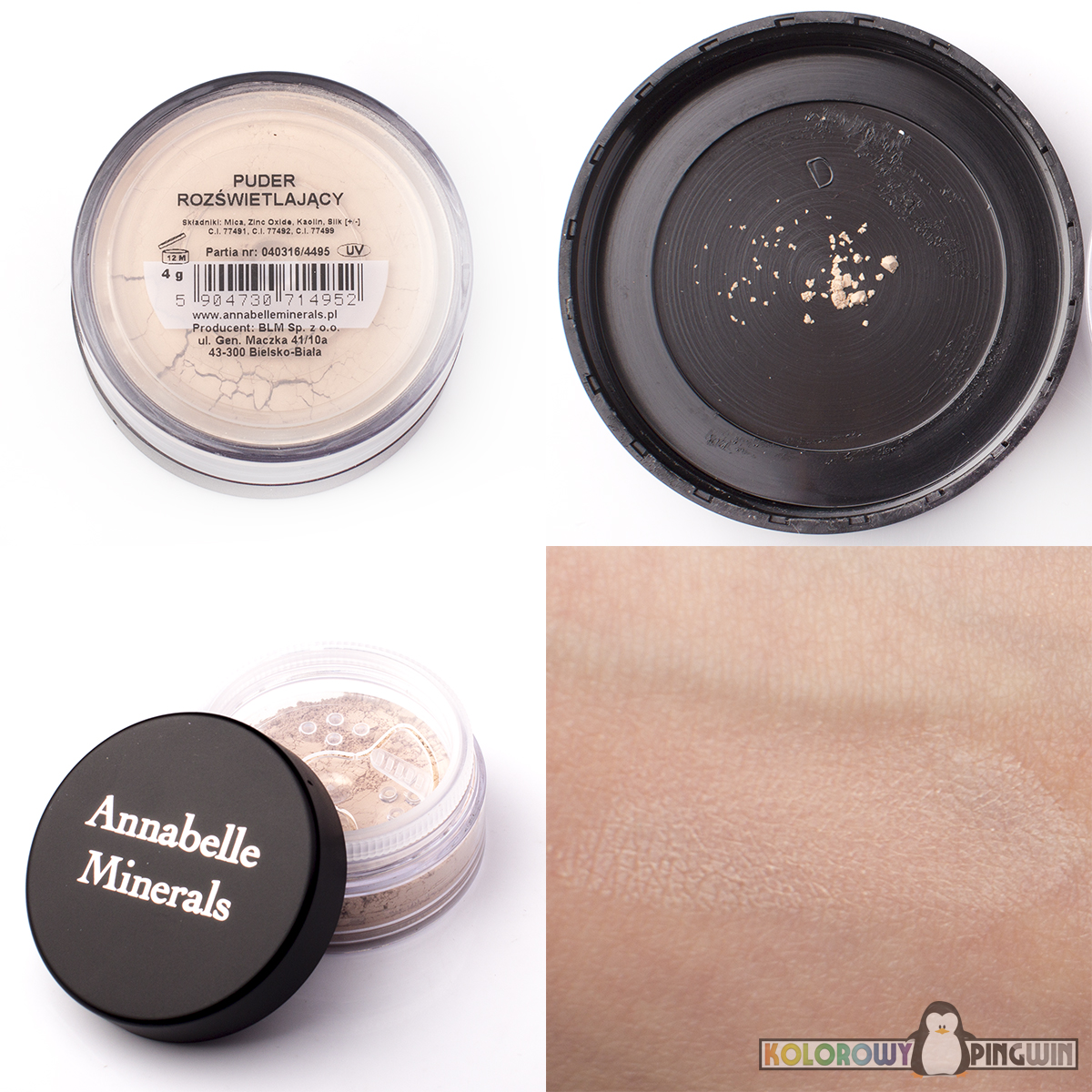 annabelle puder