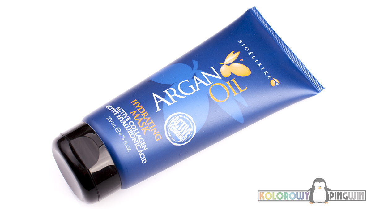 maska argan oil