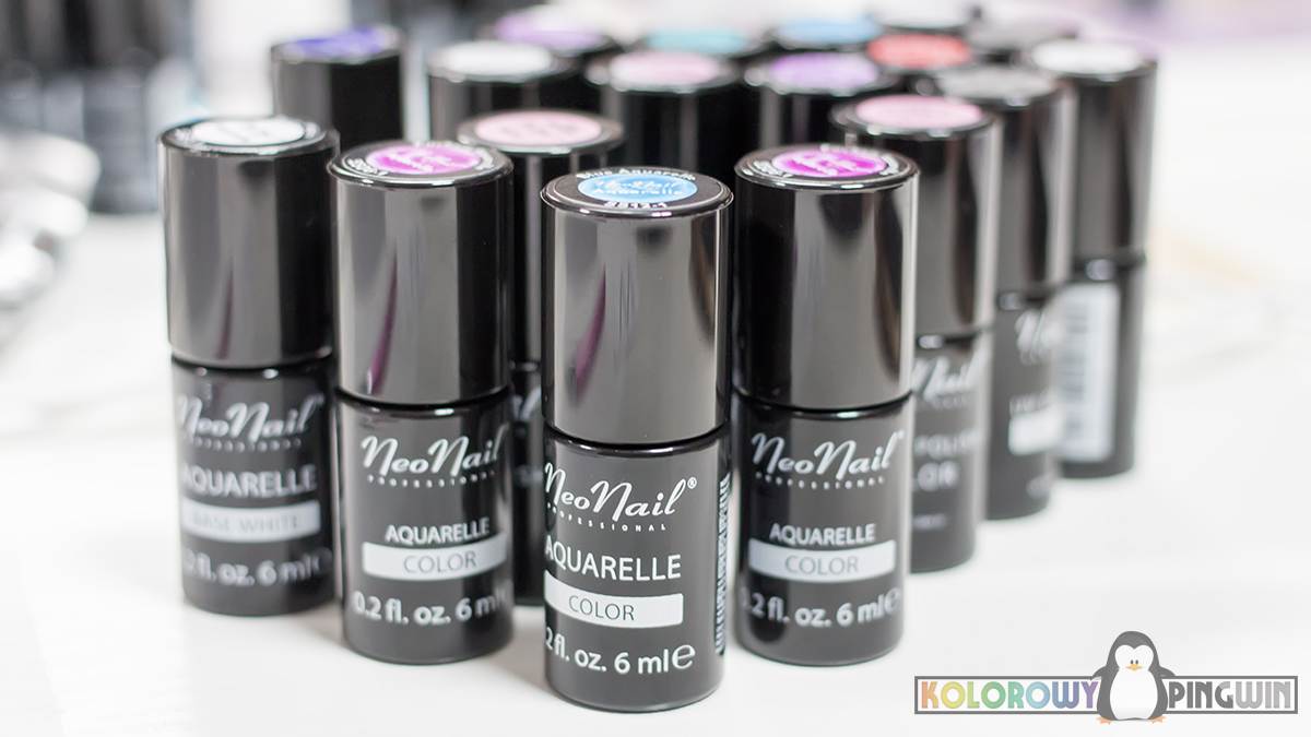 Neonail Aquarelle