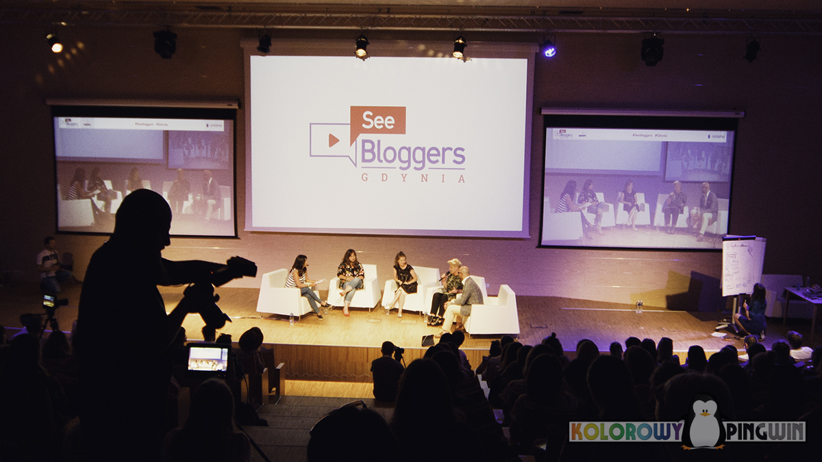 panel See Bloggers 2017