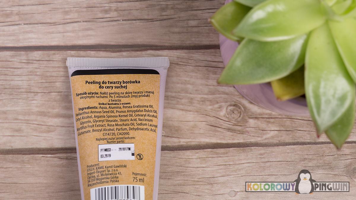 face peeling biolove