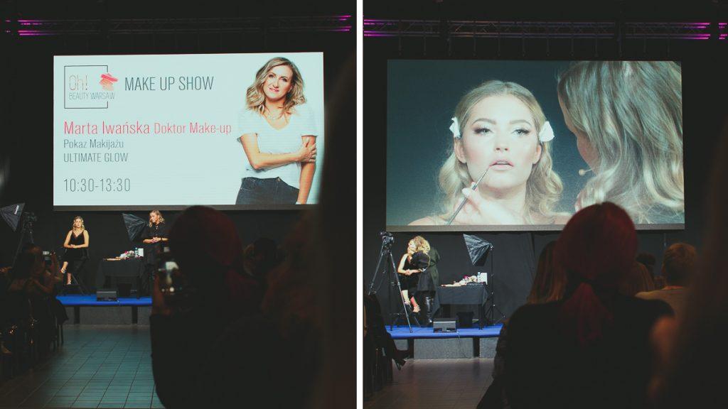 Pokaz makijażu Dr Make-up