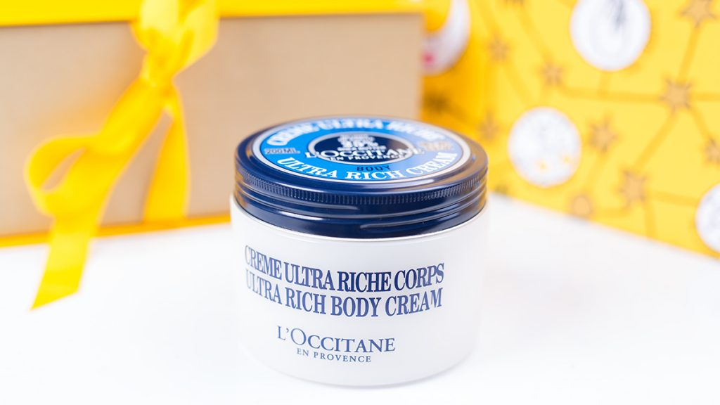 L'occitane body ultra rich cream